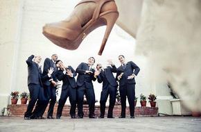 Những ý tưởng ảnh cưới từ độc đáo mà các cặp đôi thích ảnh cưới khác người nên tham khảo