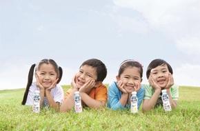 Cùng các mẹ chọn sữa để bé phát triển toàn diện