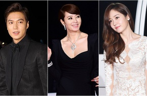 Lee Min Ho và dàn sao Hàn 'đổ bộ' thảm đỏ Rồng Xanh