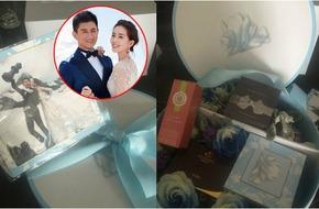 Hé lộ quà cưới trang nhã của Ngô Kỳ Long và Lưu Thi Thi