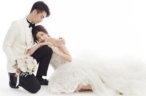 Vợ chồng Trần Nghiên Hy khoe ảnh cưới lãng mạn trước thềm hôn lễ