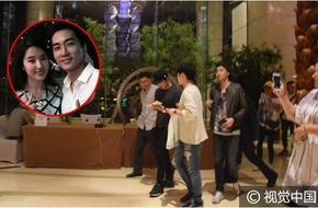 Song Seung Hun bí mật hẹn hò Lưu Diệc Phi tại khách sạn sau tin đồn chia tay