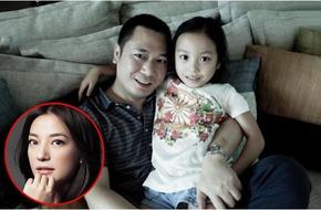 Triệu Vy khoe ảnh chồng con sau tin đồn hôn nhân rạn nứt