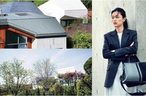 Hé lộ Jeon Ji Hyun đang sống cùng chồng con trong ngôi biệt thự hàng trăm tỷ