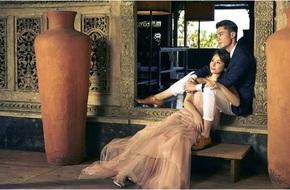 Lâm Tâm Như - Hoắc Kiến Hoa cuối cùng cũng chịu khoe ảnh cưới cực lãng mạn
