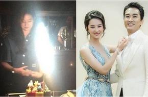 Song Seung Hun đến dự sinh nhật Lưu Diệc Phi đập tan mọi hoài nghi