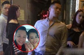 Không bỏ thói trăng hoa, chồng Hồ Hạnh Nhi tiếp tục bị bắt gặp hẹn hò Á hậu Hồng Kông