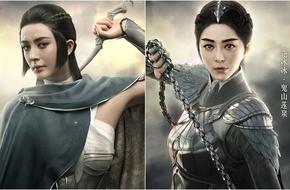 """Phạm Băng Băng, Dương Mịch """"biến dạng"""" vì photoshop quá đà"""