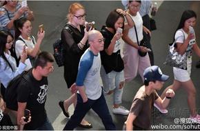 Hình ảnh gầy gò của Hoắc Kiến Hoa sau kết hôn khiến fan ngỡ ngàng