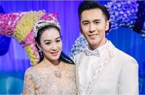 Sao gốc Việt Chung Lệ Đề mang thai với chồng trẻ ở tuổi 45 dù đã có 3 con riêng