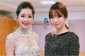Chi Pu đẹp không kém Park Shin Hye trên thảm đỏ