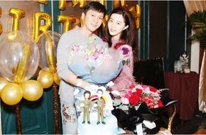 Phạm Băng Băng tổ chức sinh nhật ngọt ngào cho bạn trai