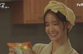"""""""The K2"""": Ji Chang Wook thẫn thờ trước """"nụ cười mì gói"""" của Yoona (SNSD)"""