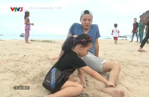 Hồng Đăng bị thương khiến con gái khóc hết nước mắt