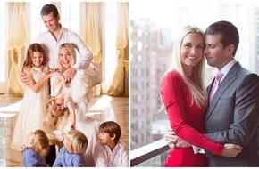 Nàng dâu siêu mẫu xinh đẹp được chính Donald Trump lựa chọn cho con trai cả của mình