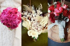 Hoa cưới 1 tông màu - Sự lựa chọn hoàn hảo đám cưới mùa hè