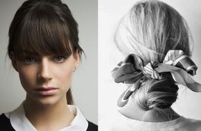 10 gợi ý buộc/búi tóc gọn gàng mà cuốn hút cho ngày hè