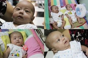 Gia đình sinh 5 đầu tiên tại Việt Nam: Ngày ấy -  bây giờ