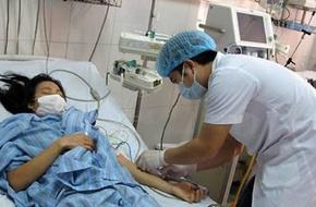 Sản phụ trẻ sinh non, tử vong vì nhiễm cúm A/H1N1