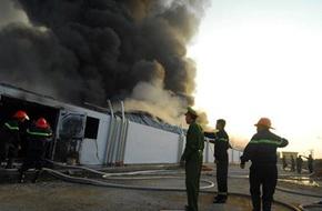 Tổng Giám đốc Công ty Diana nói về sự cố cháy xưởng