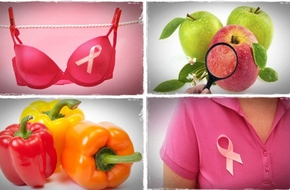 Thực phẩm vừa phòng ung thư vú vừa giúp vòng 1 quyến rũ