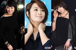 Nữ hoàng gợi cảm Kim Hye Soo bất ngờ đổi phong cách kín đáo