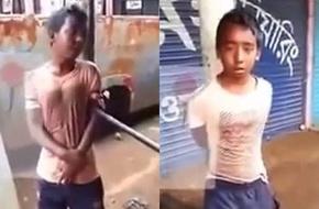 Cậu bé 13 tuổi bị quay clip đánh hội đồng đến chết