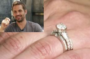 Bí mật về chiếc nhẫn 9.000 đô mà tài tử xấu số Paul Walker đã mua và nhất quyết không muốn ai hay biết