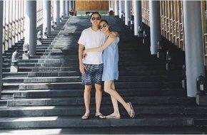 Vợ chồng Tăng Thanh Hà tận hưởng kỳ nghỉ sang chảnh đáng mơ ước