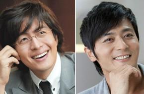"""Đọ độ giàu và chịu chơi của 2 """"anh già"""" xứ Hàn: Bae Yong Joon và Jang Dong Gun"""
