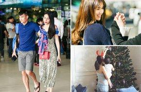"""Những hình ảnh """"hot"""" nhất của sao trong tuần (4/12 – 10/12)"""