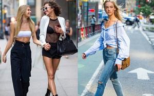 Dàn mẫu casting Victoria's Secret: mặc đẹp đã đành, nhìn cơ bụng lại càng phải xuýt xoa