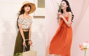 Ngắm qua lookbook mới của các thương hiệu Việt để lên đồ thật xinh cho 4 ngày nghỉ lễ tuần tới