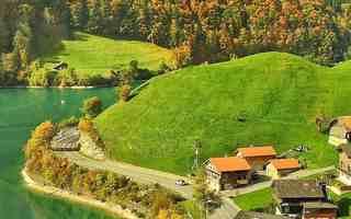 Thụy Sĩ yên bình thơ mộng