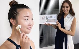 Dùng thử bộ lăn kim đang hot tại Hàn Quốc, 2 người này đã nhận được kết quả đáng kinh ngạc