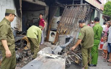 Nam Định: Hỏa hoạn trong đêm thiêu trụi nhà, 3 mẹ con tử vong
