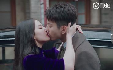 Đỏ mặt với cảnh Lưu Diệc Phi liên tiếp hôn môi trai trẻ kém tuổi đến 5 lần