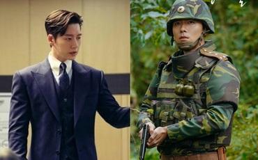 Park Hae Jin tái xuất màn ảnh sau 3 năm với tạo hình siêu đẹp trai, đối đầu