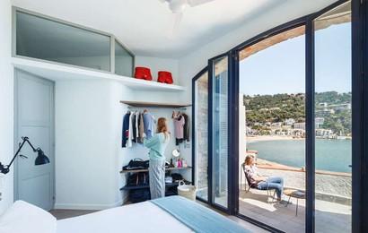 Ngôi nhà lãng mạn nhìn ra biển dành cho những ai yêu bầu trời xanh và bãi cát vàng