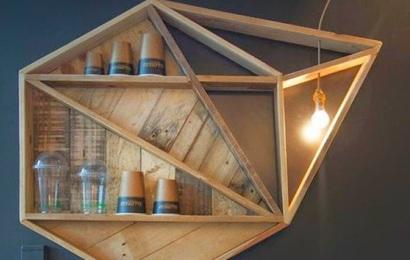 11 ý tưởng sử dụng kệ treo tường đầy ấn tượng khiến ngôi nhà đẹp lên trong thoáng chốc