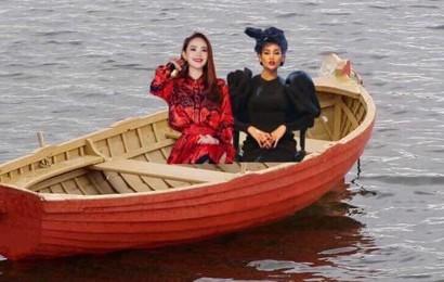 """Được fan đẩy thuyền """"yêu đương"""" với Minh Hằng, Võ Hoàng Yến phản ứng bất ngờ thế này"""