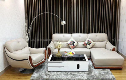 """Cách chọn ghế sofa góc đẹp """"chuẩn không cần chỉnh"""" từ chuyên gia"""