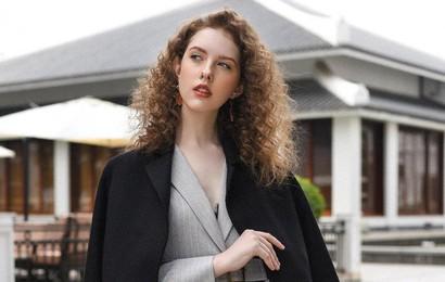 Mê mẩn trước các mẫu dạ khâu tay của thời trang H&T