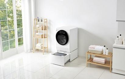 Mẹo thiết kế góc giặt tiện ích miễn chê cho căn hộ chung cư nhỏ