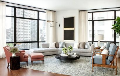 Bạn có thể học hỏi được rất nhiều từ những phòng khách có thiết kế hoàn hảo này