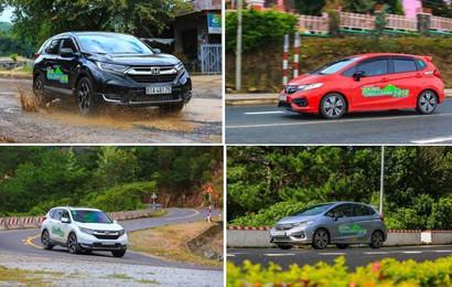 """""""Honda Fuel Challenge 2018"""" - Khi phái nữ tham gia thử thách nhiên liệu cùng Honda"""