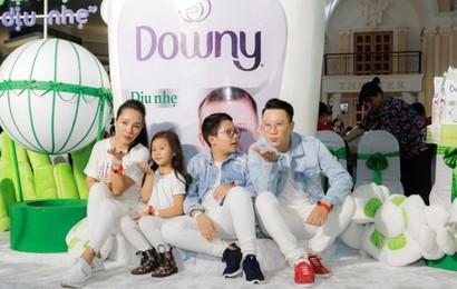 """Cùng gia đình các sao Việt tham gia chương trình """"Bước nhảy dịu nhẹ"""""""
