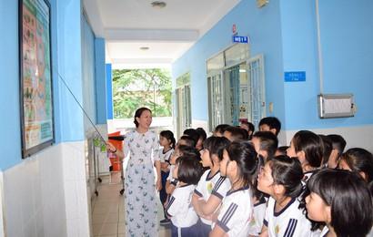 Triển khai dự án bữa ăn học đường tại Tuyên Quang