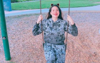 Phạm Hương chia sẻ về cuộc sống hiện tại sau khi công khai đã đính hôn