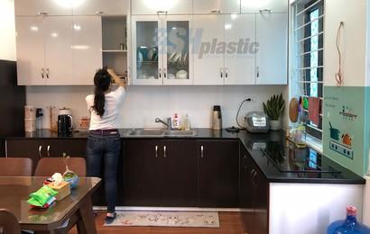 Nội thất nhựa Đài Loan - xu hướng mới cho gia đình Việt